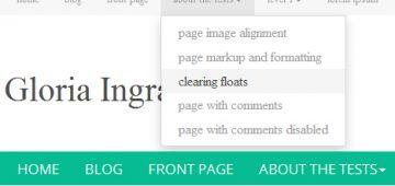 Creare un menu WordPress con la funzione wp_nav_menu
