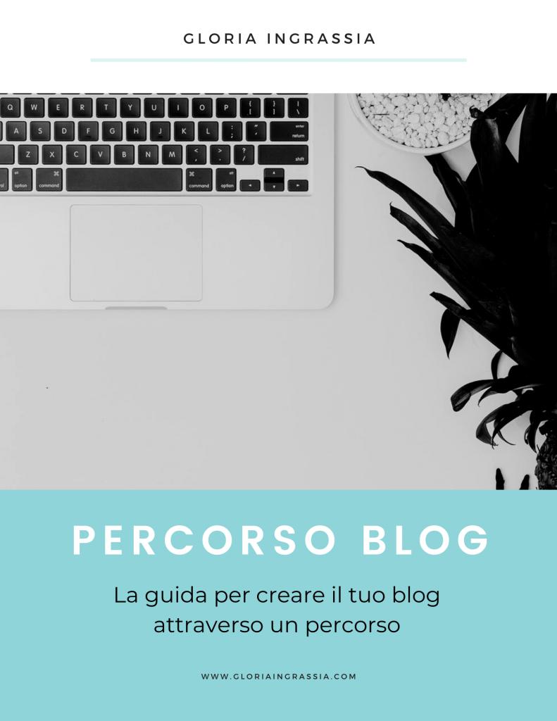 percorso blog