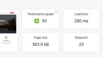 Aumentare la velocità di WordPress